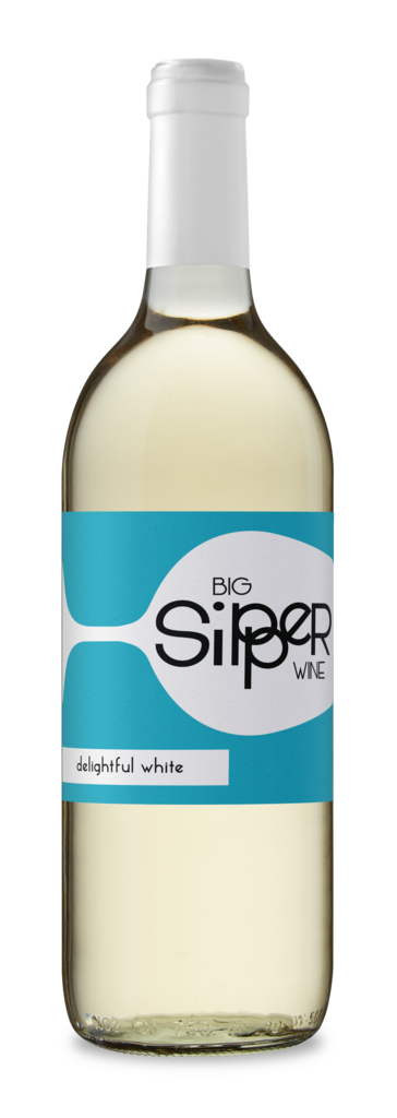 Big Sipper Wine Big Sipper | White Wine | California Bottle Preview