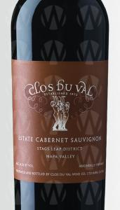 Clos Du Val Estate Cabernet Sauvignon Hirondelle Vineyard