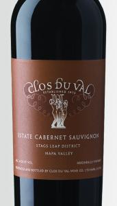 Clos du Val Estate Cabernet Sauvignon Hirondelle Vineyard Bottle Preview