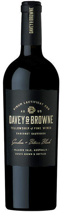 Browne Family Vineyards Dave & Browne Cabernet Sauvignon Bottle Preview