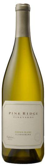 Pine Ridge Vineyards Chenin Blanc Bottle Preview