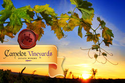 Camelot Vineyards Estate Logo