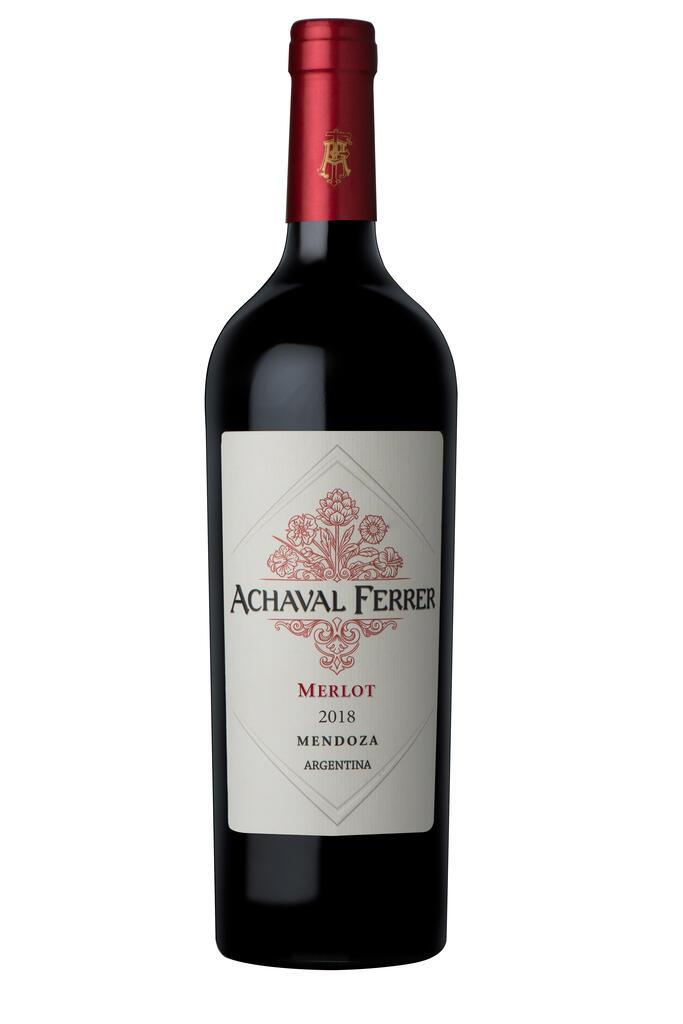 Achaval Ferrer Merlot Mendoza Bottle Preview