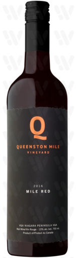 Queenston Mile Mile Red