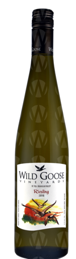 Wild Goose Vineyards God's Mountain Riesling