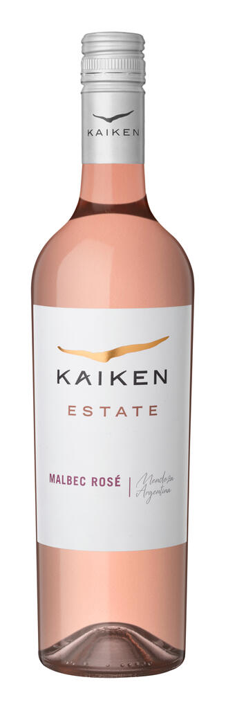 Kaiken Wines Kaiken Estate Malbec Rosé Bottle Preview