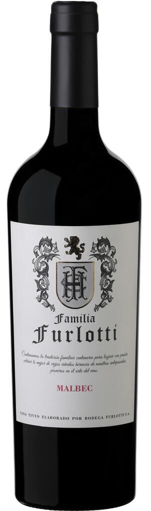 FAMILIA FURLOTTI  BLEND DE MALBEC Bottle