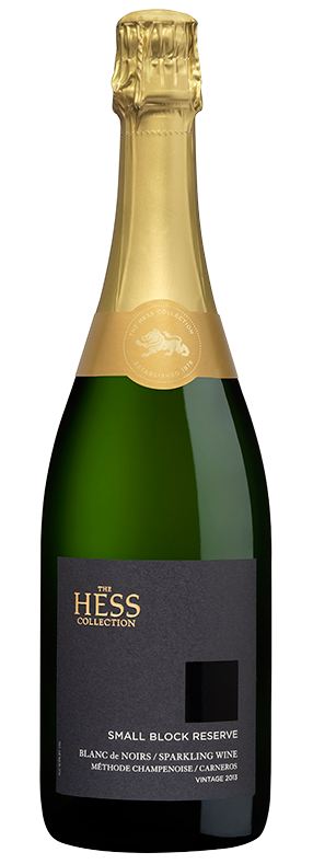 The Hess Collection Winery Blanc de Noirs Sparkling Wine Bottle Preview