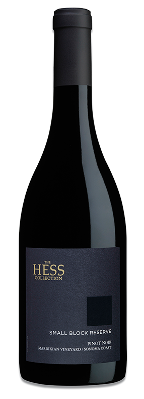 The Hess Collection Winery Mardikian Reserve Pinot Noir Bottle Preview