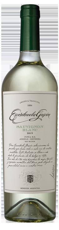 Escorihuela Gascón ESCORIHUELA GASCÓN - SAUVIGNON BLANC Bottle Preview