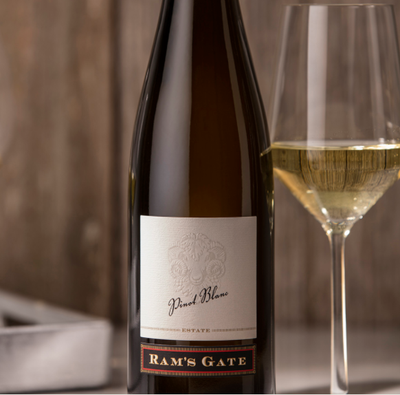 Ram's Gate Winery Pinot Blanc, Ram's Gate Estate Bottle Preview
