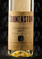Cornerstone Estate Winery Stoned White