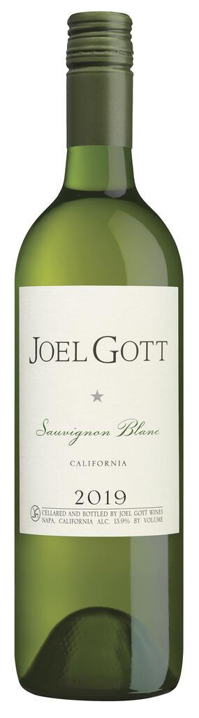 Joel Gott Wines Joel Gott Sauvignon Blanc Bottle Preview