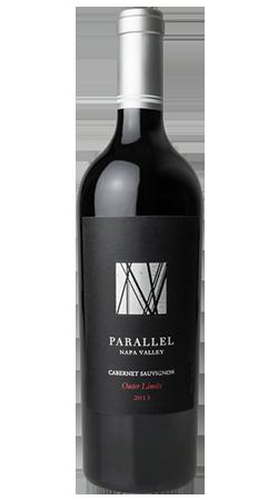Parallel Napa Valley Outer Limits Cabernet Sauvignon Bottle Preview