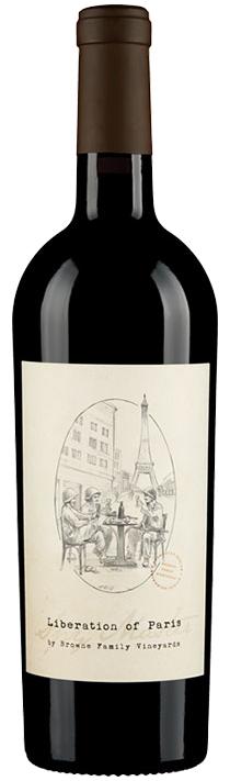 Browne Family Vineyards Liberation of Paris Cabernet Sauvignon Bottle Preview
