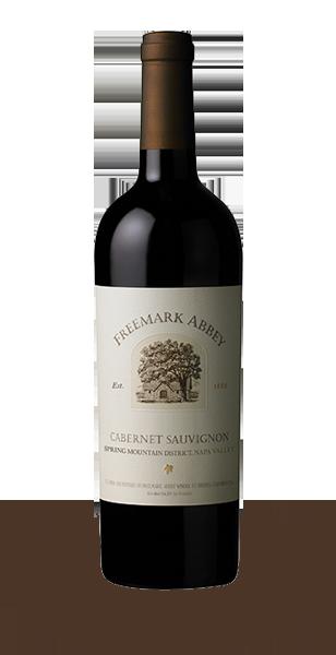Freemark Abbey Spring Mountain Cabernet Sauvignon Bottle Preview