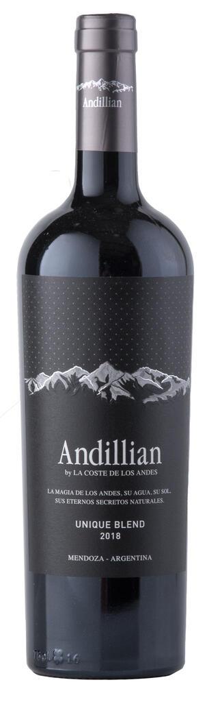 La Coste de Los Andes Unique Blend Bottle Preview