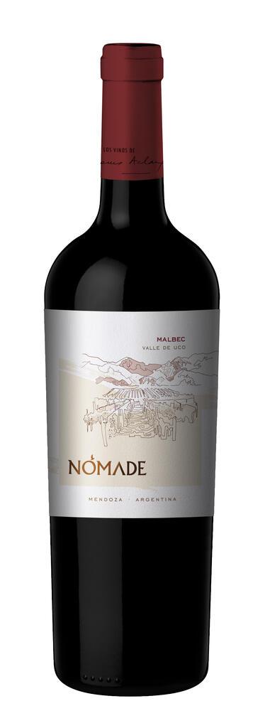 Nomade Wines & Vineyards Nomade Malbec Bottle Preview