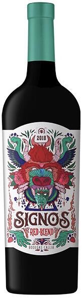 Bodegas Callia Signos Red Blend Bottle Preview