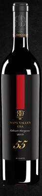 RD Winery Napa 55 Vineyard Select Syrah Bottle Preview