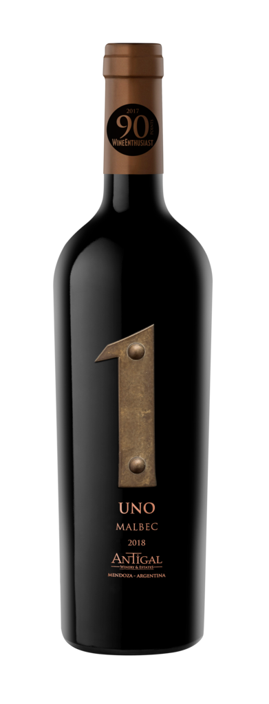Antigal Winery & Estates UNO Malbec Bottle Preview