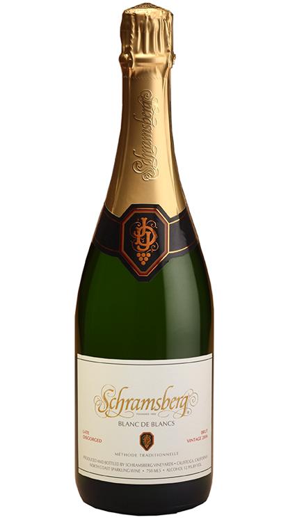 Schramsberg Vineyards Blanc de Blancs LD Bottle Preview