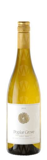 Poplar Grove Winery Munson Pinot Gris