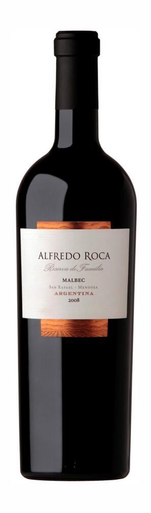 Alfredo Roca Reserva de Familia Malbec Bottle