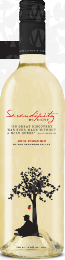 Serendipity Winery Viognier