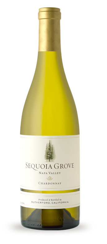 Sequoia Grove Winery Napa Valley Chardonnay Bottle Preview