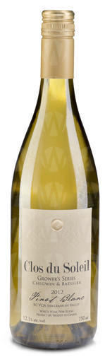 Grower's Series Grower's Series Chegwin & Baessler Pinot Blanc