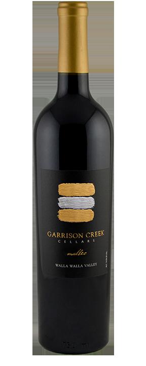 Garrison Creek Cellars Malbec Bottle Preview