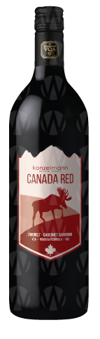 Konzelmann Estate Winery Canada Red