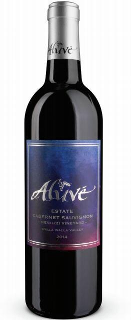 ALUVÉ Estate Cabernet Sauvignon Bottle Preview