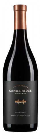 Canoe Ridge Vineyard Limited Edition Grenache Bottle Preview