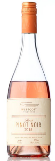 Westcott Vineyards Pinot Noir Rosé