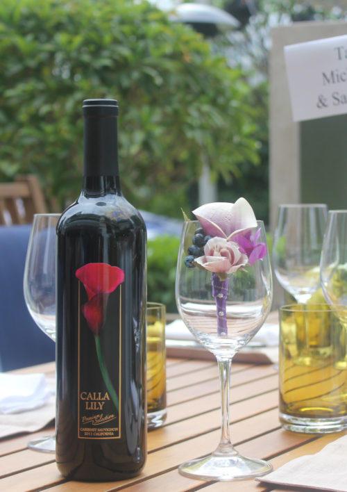 Calla Lily Vineyards Premium Selection Cabernet Sauvignon Bottle Preview