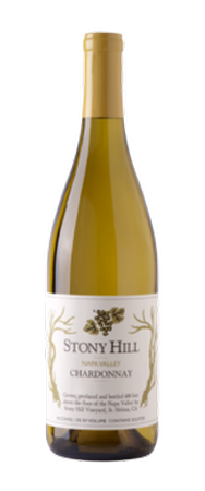 Stony Hill Chardonnay Bottle