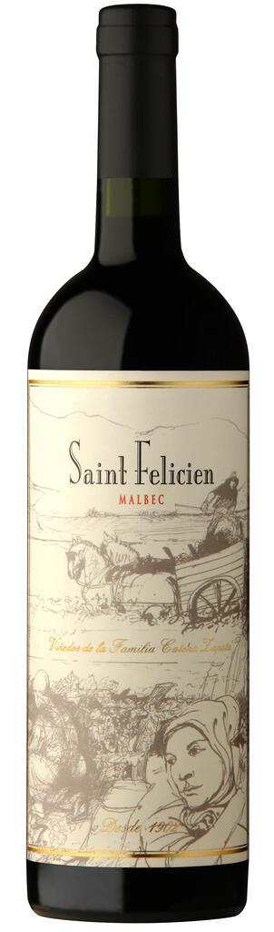 Saint Felicien Malbec Bottle