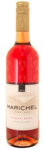 Marichel Vineyard & Winery Syrah Rosé