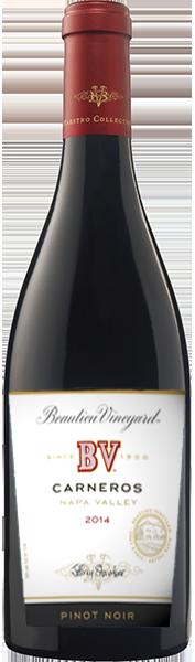 Beaulieu Vineyard BV Napa Valley Pinot Noir Bottle Preview