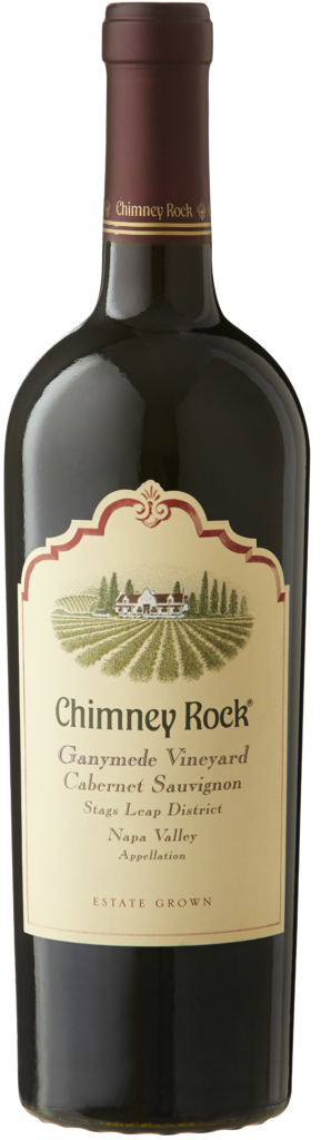 Chimney Rock Winery CHIMNEY ROCK GANYMEDE CABERNET SAUVIGNON STAGS LEAP DISTRICT Bottle Preview