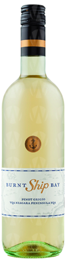 Burnt Ship Bay Estate Winery Pinot Grigio