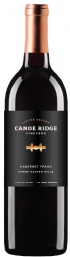 Canoe Ridge Vineyard Limited Edition Cabernet Franc Bottle Preview