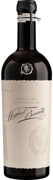 To Kalon Vineyard Co. Highest Beauty Cabernet Sauvignon Bottle Preview