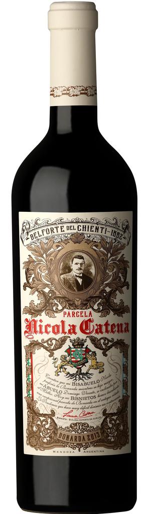 Bodega Catena Zapata Nicola Catena Bonarda Bottle Preview