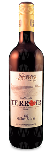 Legends Terroir Malbec Shiraz
