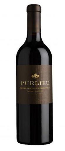 Purlieu Wines Teucer Vineyard Cabernet Sauvignon Bottle Preview