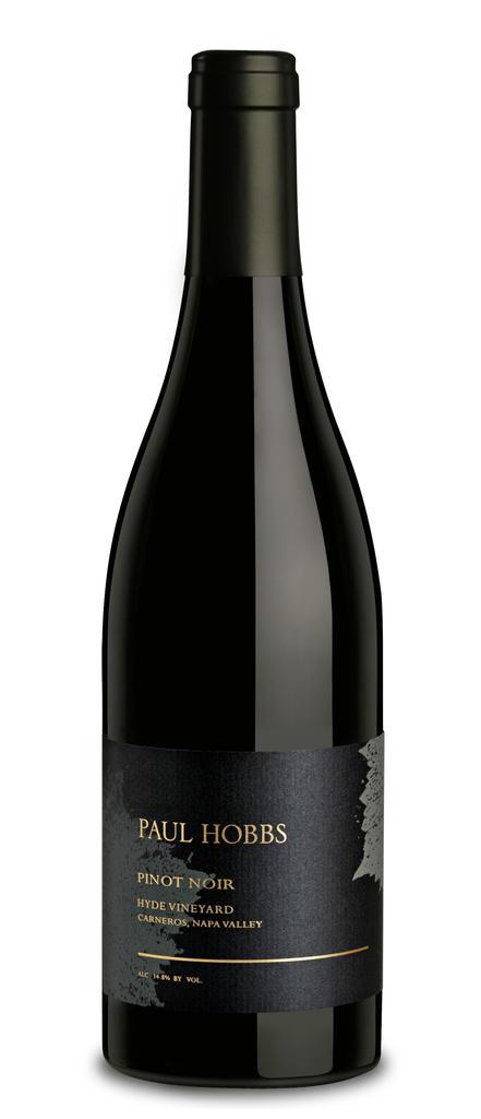 Paul Hobbs Hyde Vineyard Pinot Noir Bottle Preview