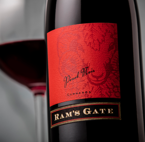 Ram's Gate Winery Pinot Noir, Sonoma Coast Bottle Preview